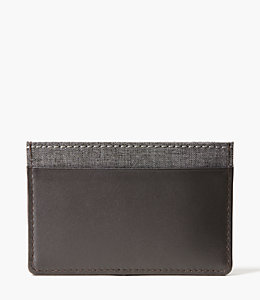 Tech Oxford Credit Card Holder