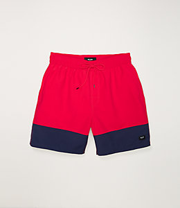 Dipped Swim Trunk