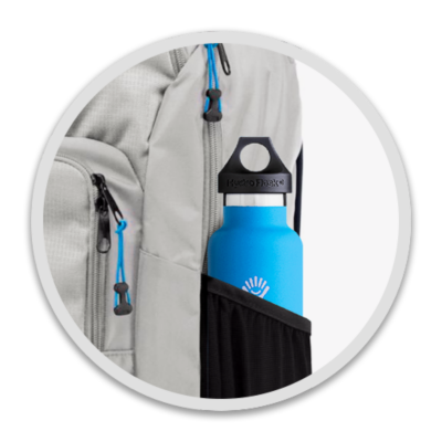 Shop by Feature | Water Bottle Pocket Backpacks
