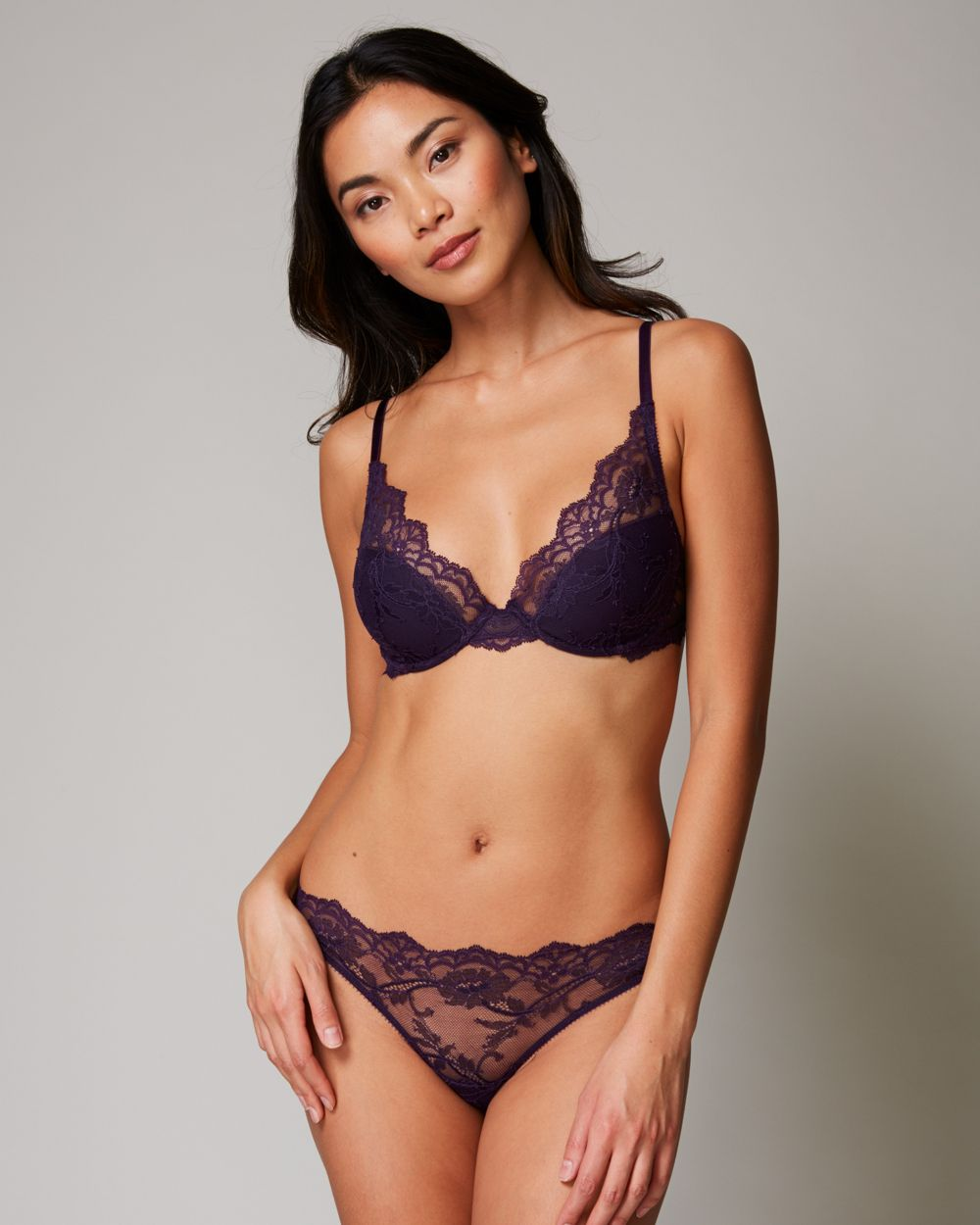 Anais Plunge Bra by Journelle Journelle Yummie By Heather Thomson Natori Yummie By Heather Thomson Only Hearts