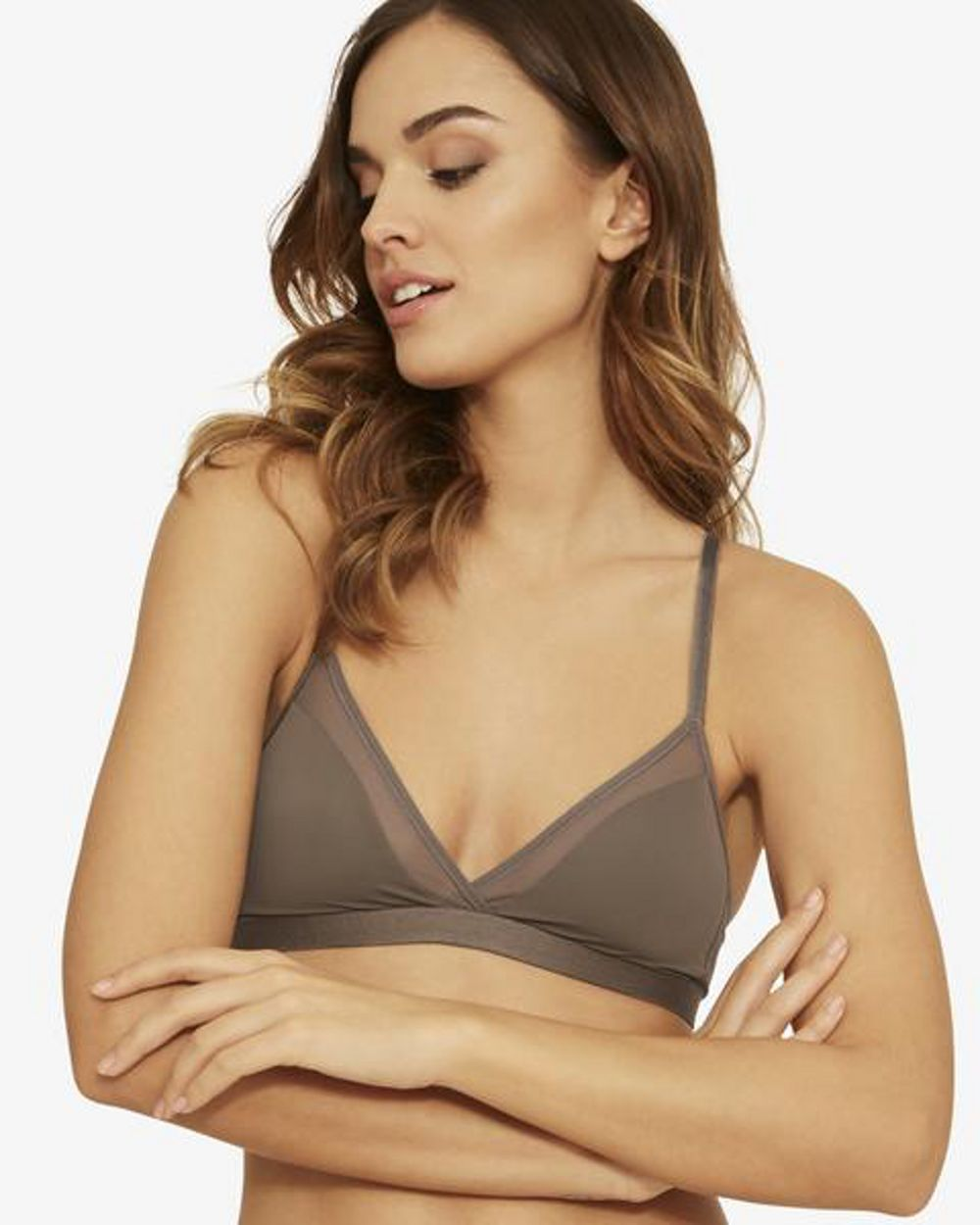 Highlight Wireless Bra by Natori