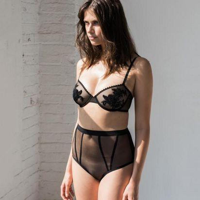 5b01f9bbe4aa Kharis High-Waisted Panty – Journelle