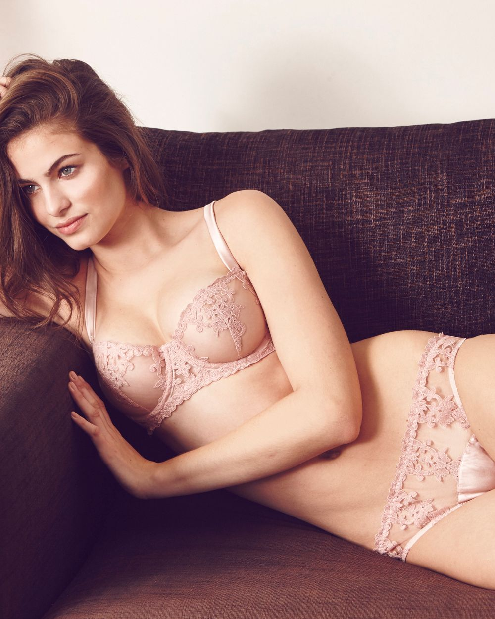 Affection Balcony Bra by Fleur Of England