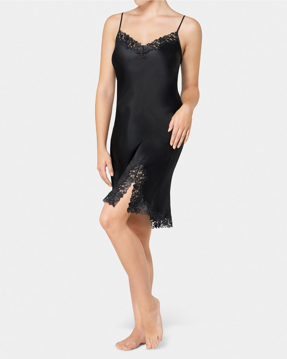 Dahlia Florale Night Dress by Triumph
