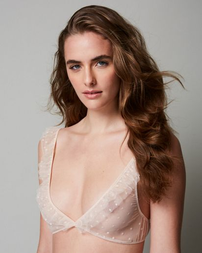 af4507d1ef1b5c Only Hearts Coucou Lola Ruffle Bralette