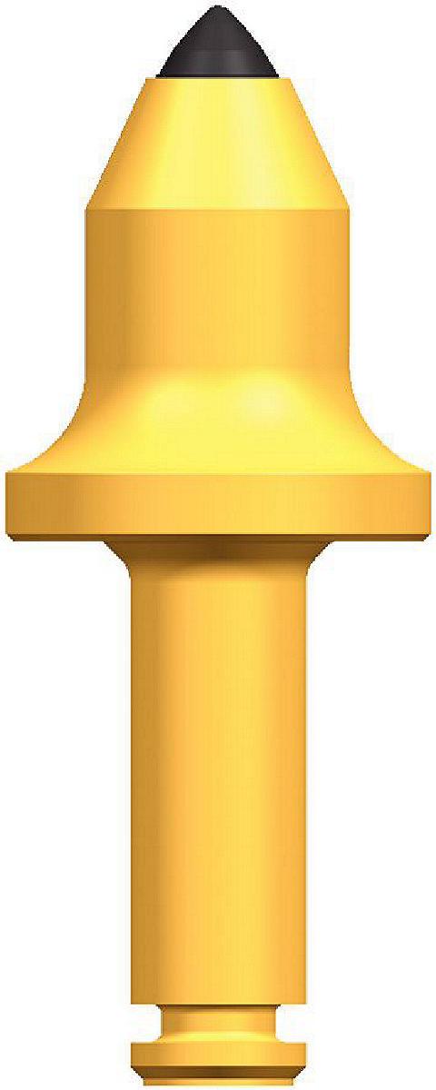 Denti conici con codolo 25 mm • Serie T 3.0″