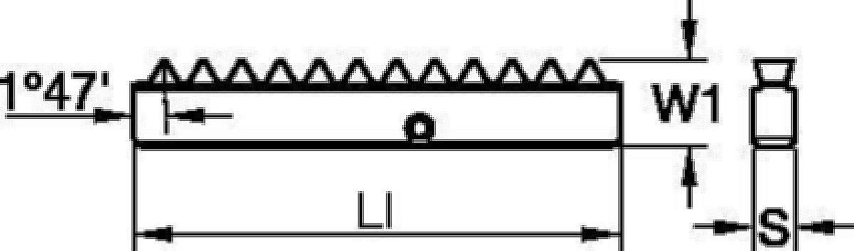 TM40 • Plaquettes indexables