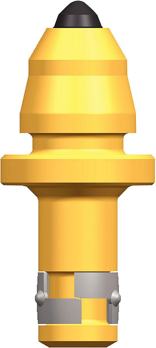 Denti conici con codolo 20 mm • Serie RS e C