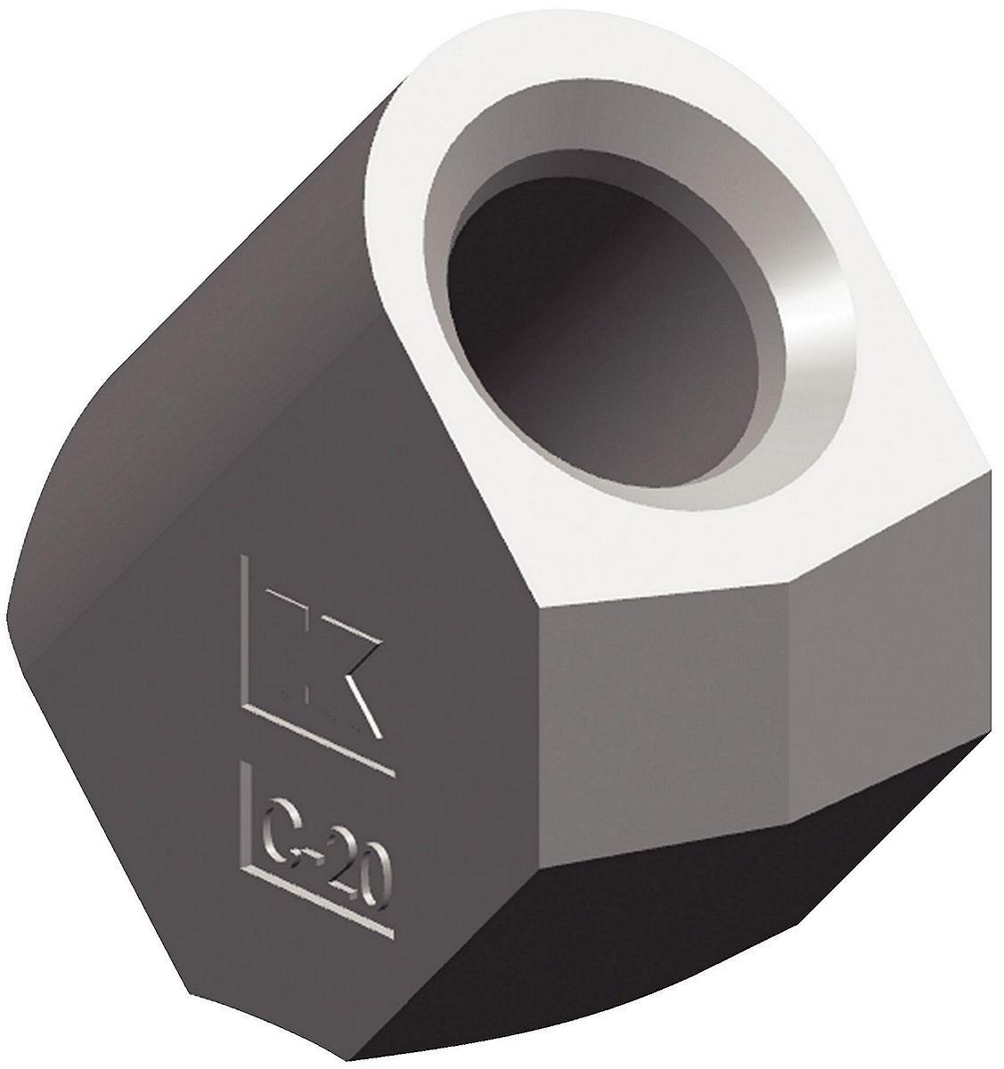 19 mm Schafthalter
