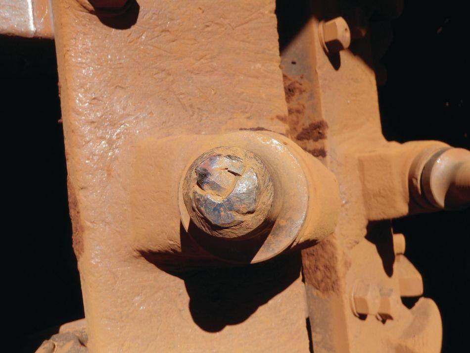 Carbide Fracture