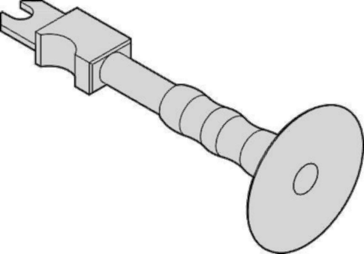 38/30mm Step Shank Accessories