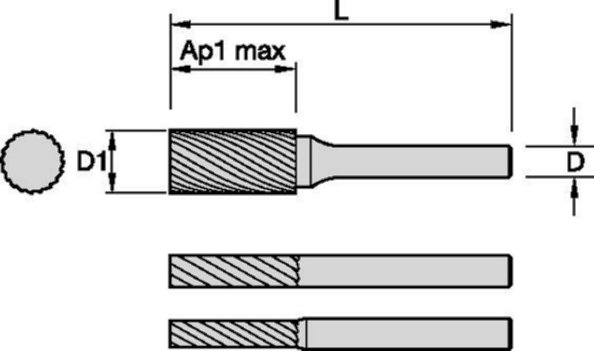 Series SA Cylindrical
