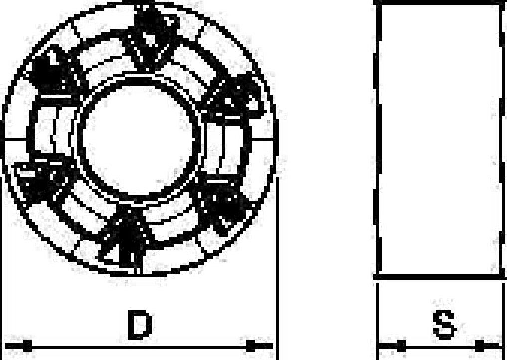 Wendeschneidplatten • RNGJ-ALP