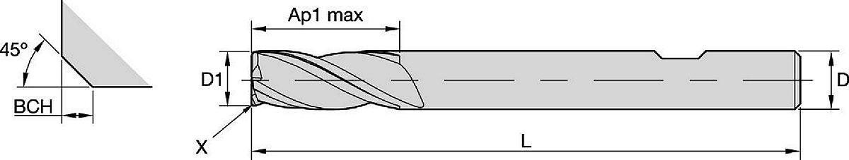 GOmill GP • 3CH..MS-MX • Krótkie • Długie