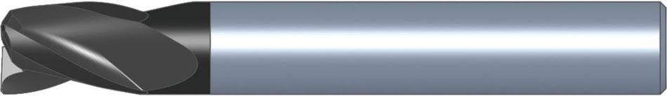 GOmill GP • 3CH..DK-DL • 3 Flute • Metric