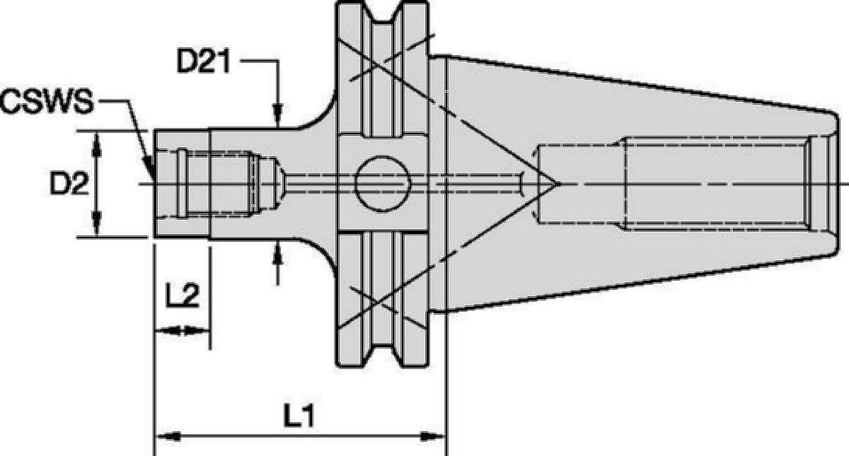 CV40 Duo-Lock™ Integrated