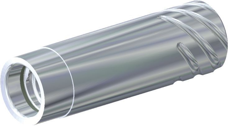 DUO-λOCK® • SL Cylindrical • Metric