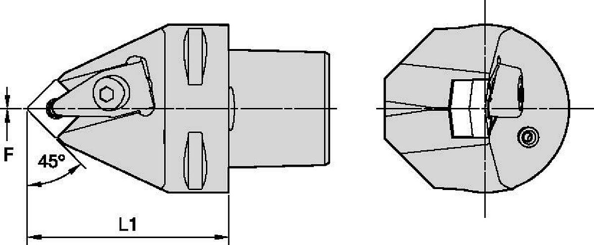 Cutting Units • D-Clamping
