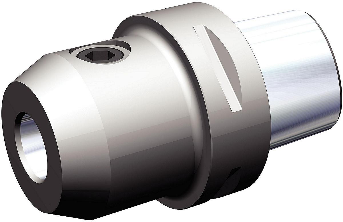 Schaftfräser- und Whistle Notch™ Kombinationsaufnahme