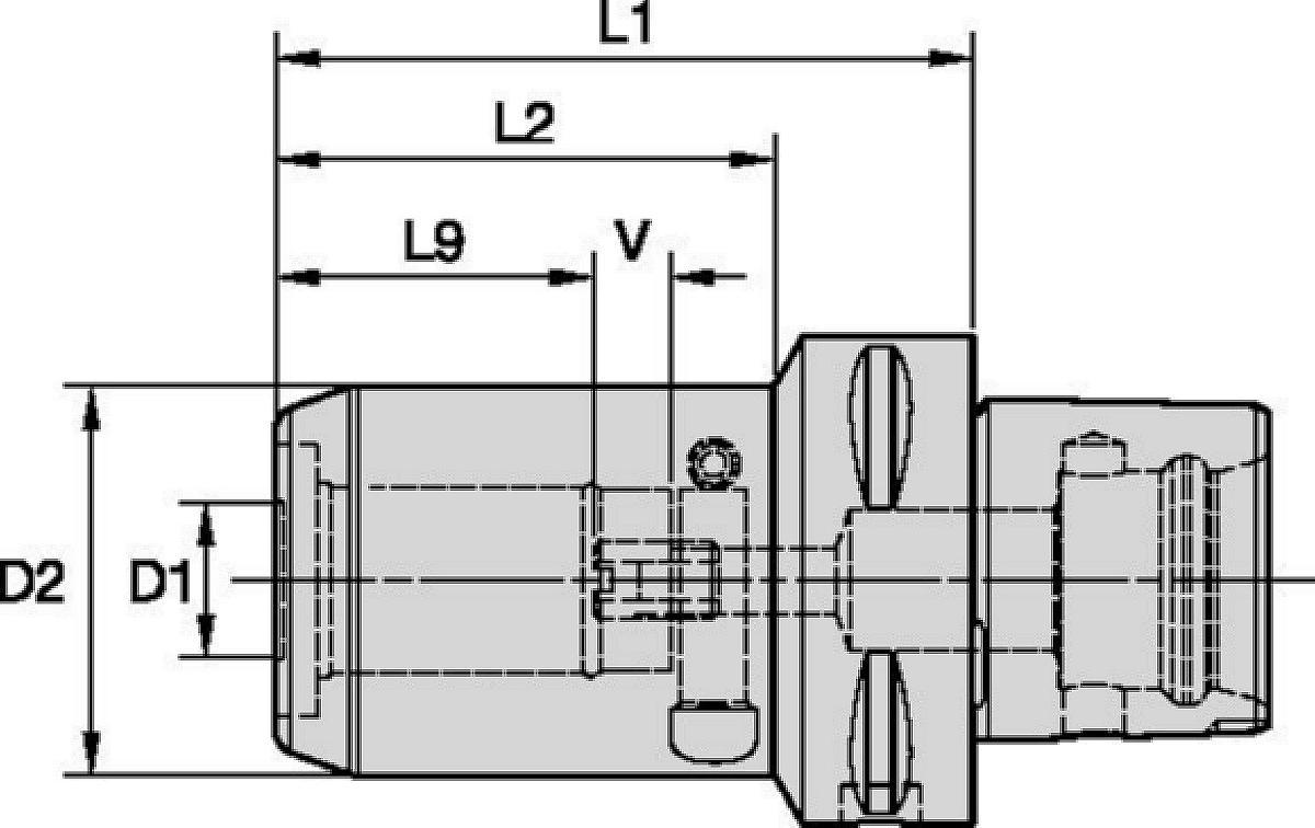 HydroForce™ Hydrodehnspannfutter
