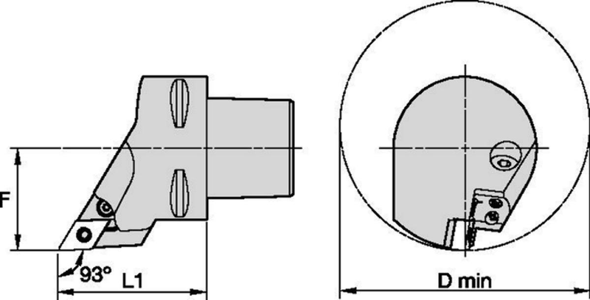 Cutting Units • P-Clamp