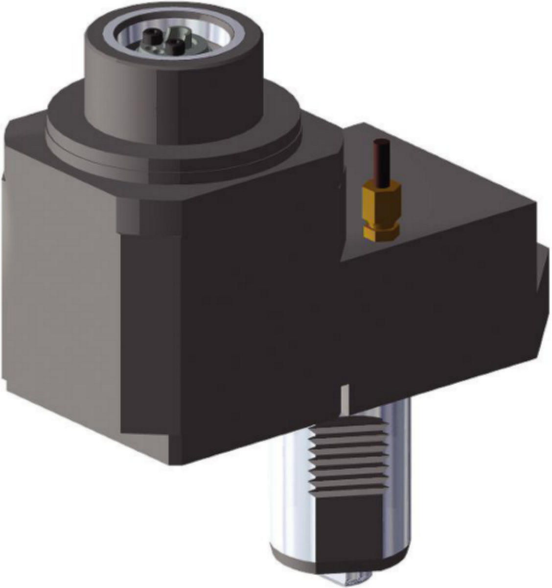 Mazak™ • Herramienta a motor axial • KM™ • MMC 018