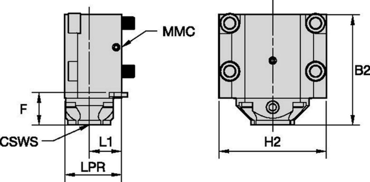 Okuma™ • Statisch Radial • KM™ • MMC 013