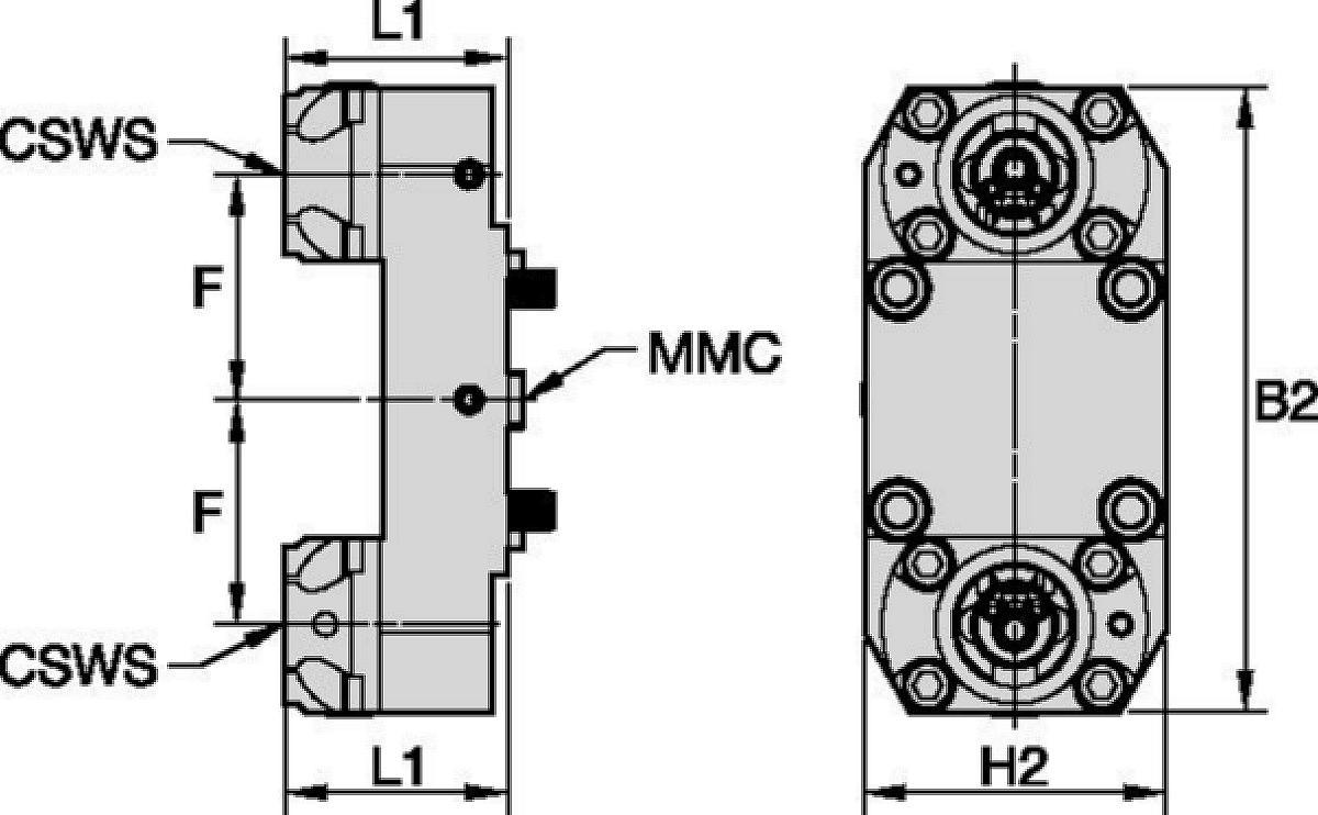 Hyundai WIA • Statisch Axial • KM™ • MMC 036