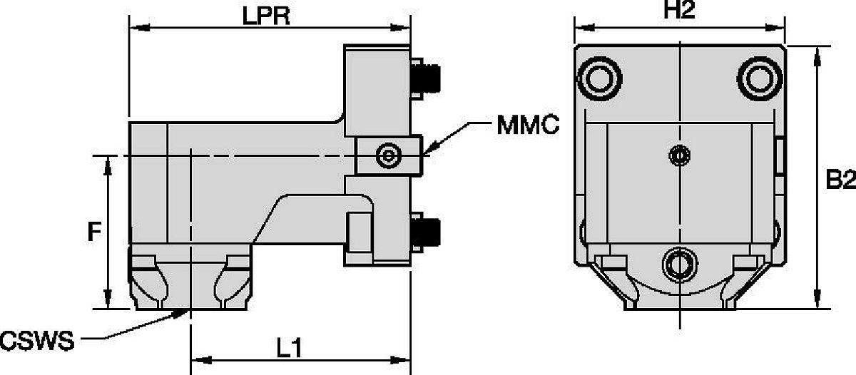 Hyundai WIA • Statisch Radial • KM™ • MMC 036