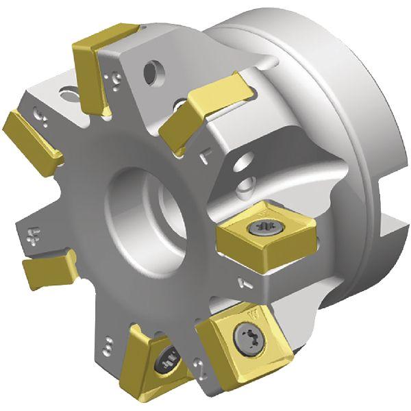 VSM890™-12 • Shell Mills • Metric