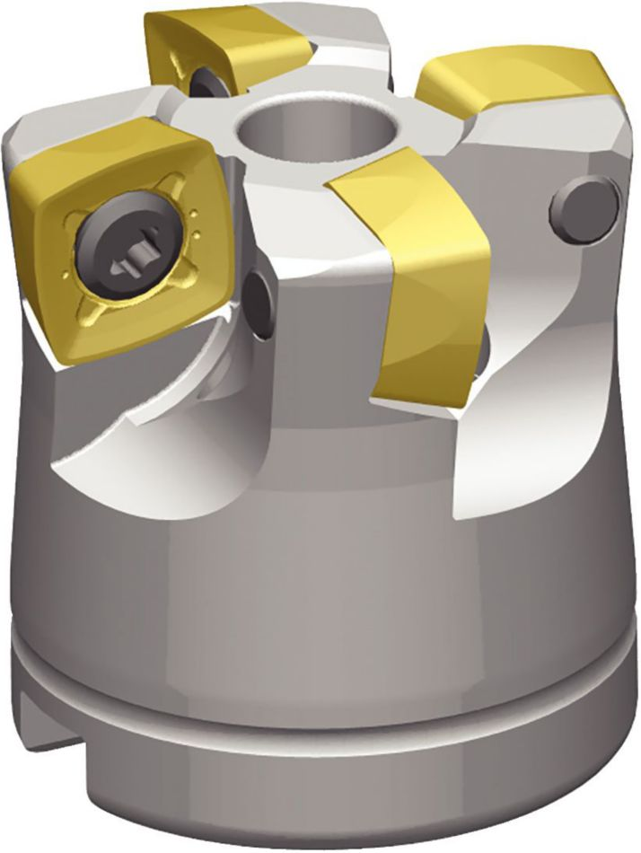 VXF™-12 • Shell Mills • Inch