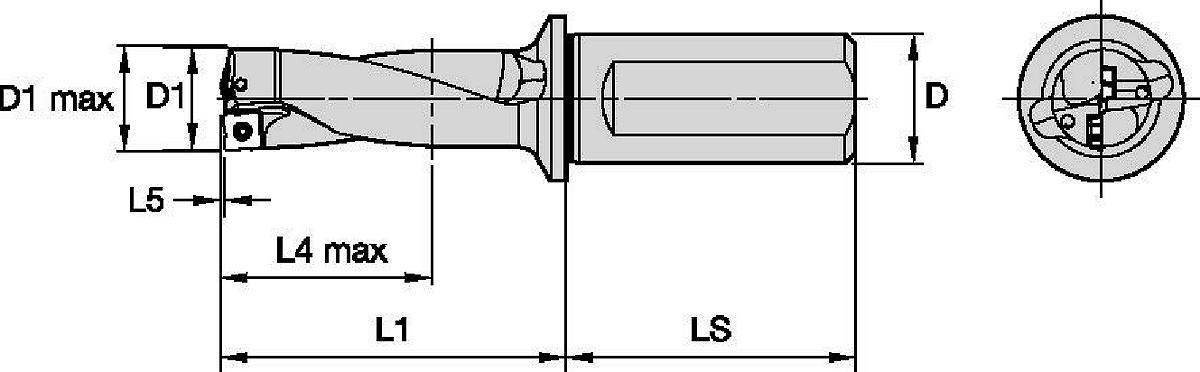 TC4 • 2 x D • SLR Shanks • Metric