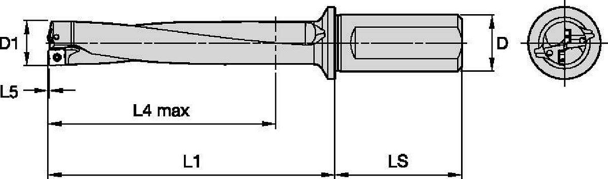 TC4 • 5 x D • SLR Shanks • Inch