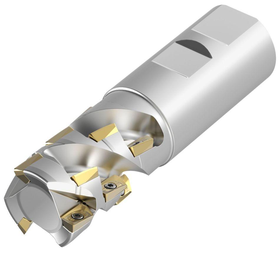 Mill 1-10™ヘリカルエンドミル • ウェルドンシャンク