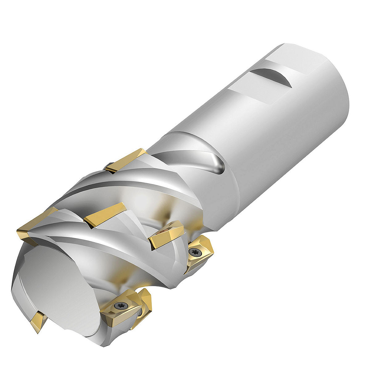 Helical End Mills