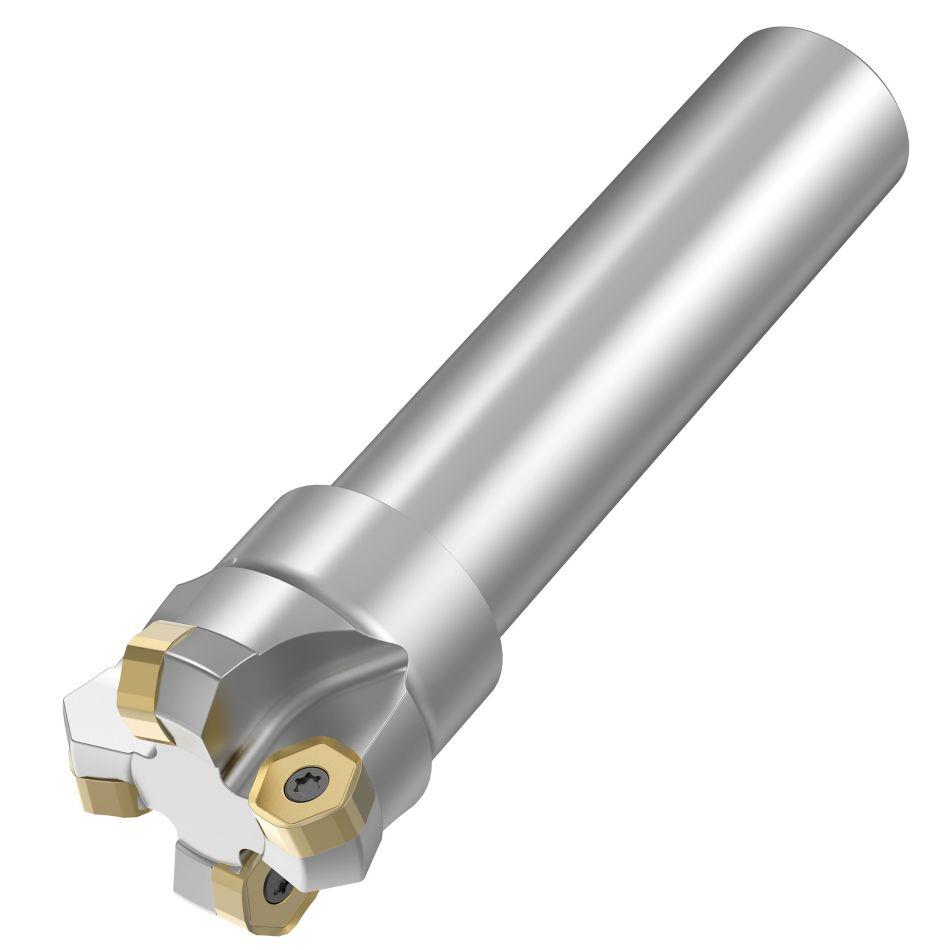 Dodeka™ Mini 45° • Cylindrical End Mills
