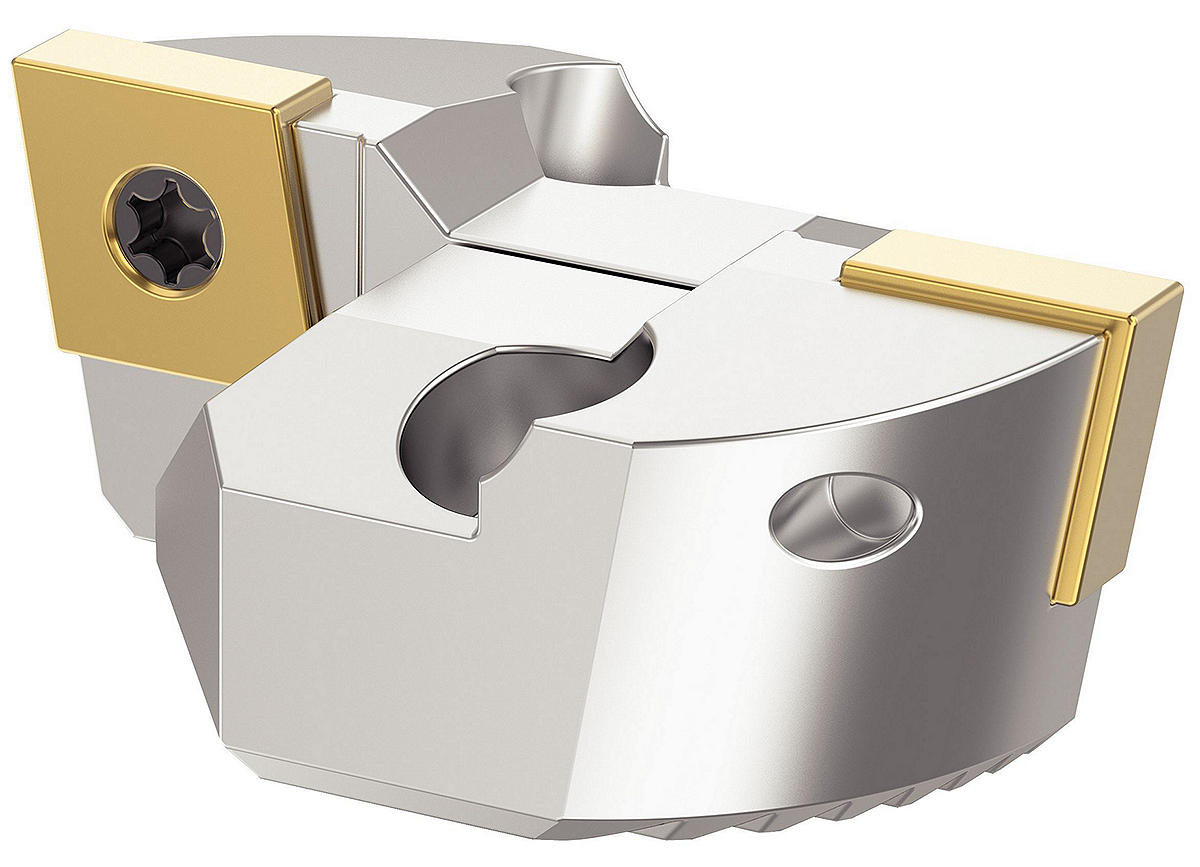 eBore™ • Twin Cutter • Straight Shank • Insert Holder