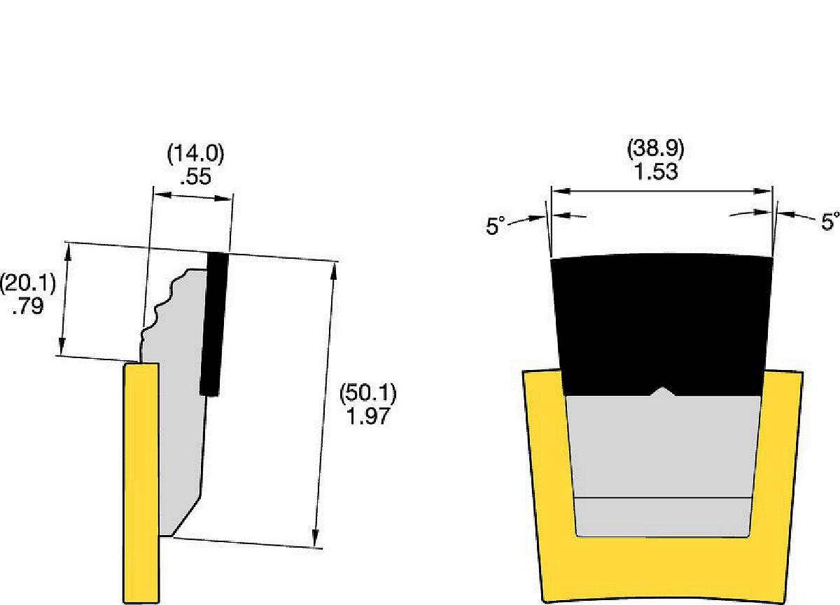 Centrifuge Tiles • KDCT4