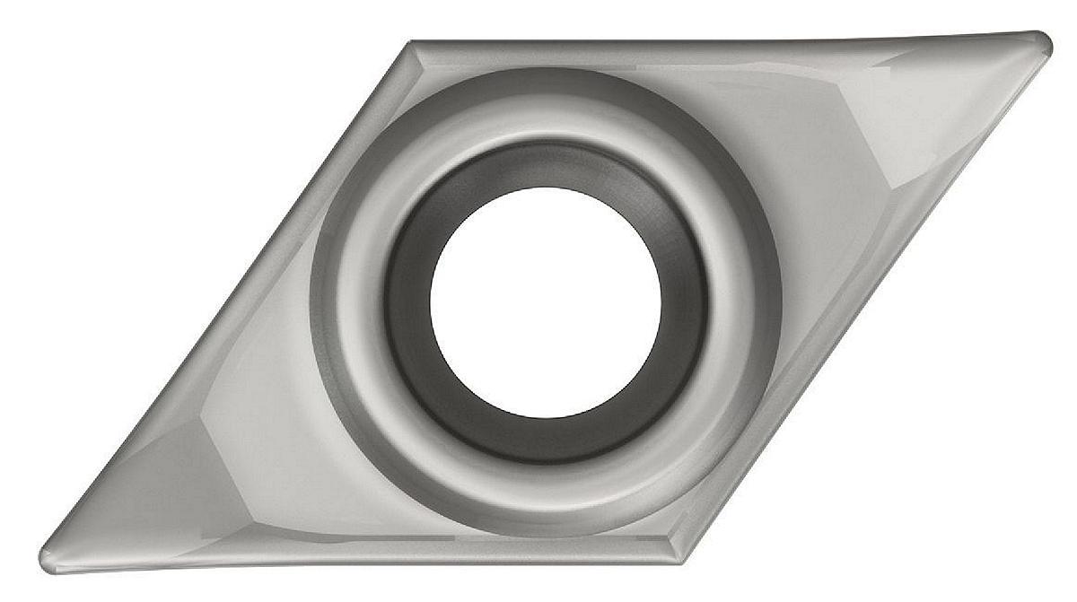 Plaquitas WIDIA™ • DCGT-AL • Mecanizado de aluminio