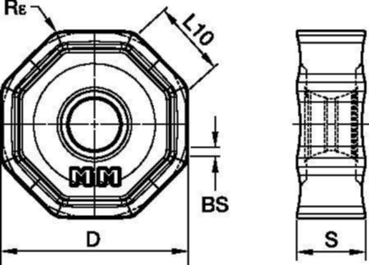 Plaquitas • ONGX -MM • Mecanizado a bajo coste por filo