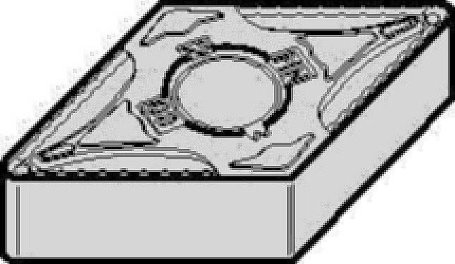 Kenloc™ Hartmetall-Wendeschneidplatten