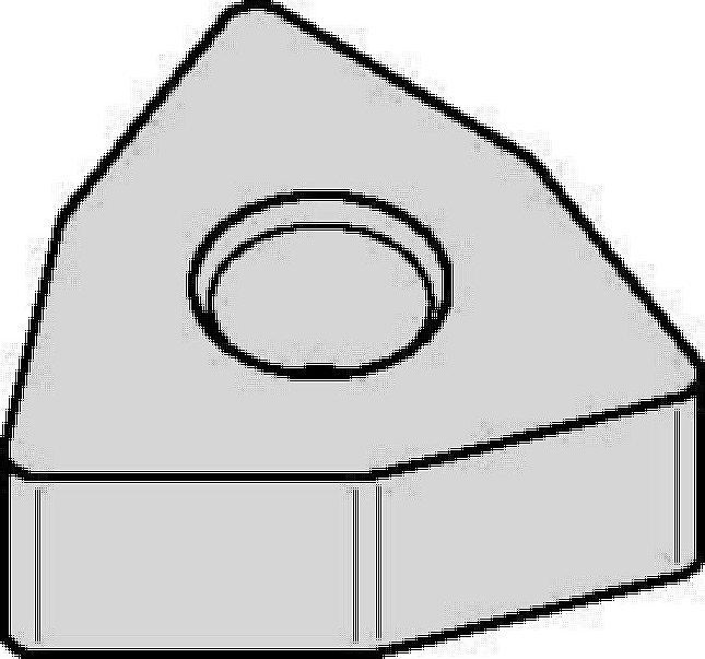 Negative Kenloc™ Wendeschneidplatten