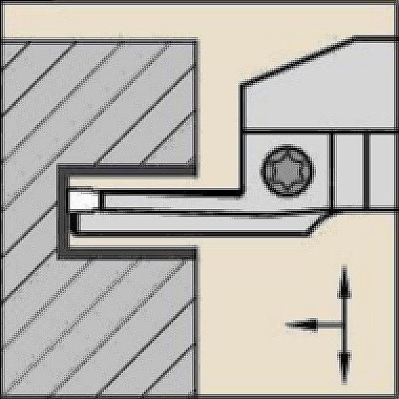 A4™溝入れおよび旋削 • インテグラル小径端面溝入れ