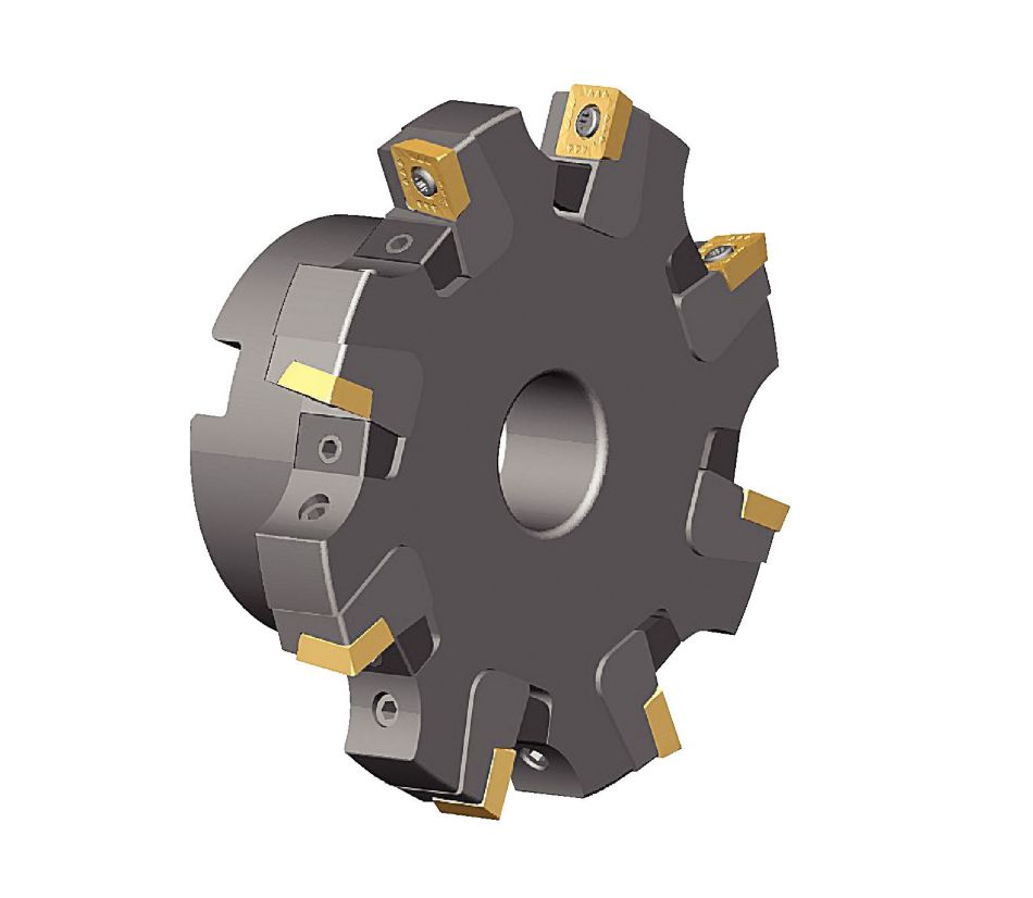 Frese per scanalatura KSSM™ - IC 10 - Regolabile (montaggio a manicotto - taglio unilaterale - destra - 14 mm)