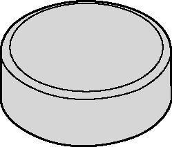 Ceramic Inserts for KSSR - RN 1207