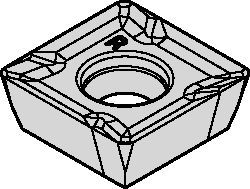 Inserti per frese per scanalatura KSSM™ IC 10 mm • SPCT-LE