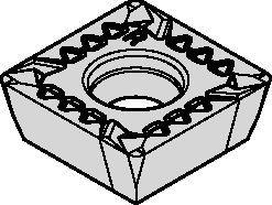 Inserti per frese per scanalatura KSSM™ IC 10 mm • SPPT-GB2