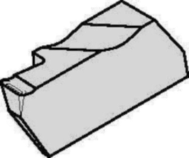 Plaquitas de ranurado y torneado Top Notch™