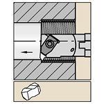 Drážkování TOP NOTCH – držáky nástrojů