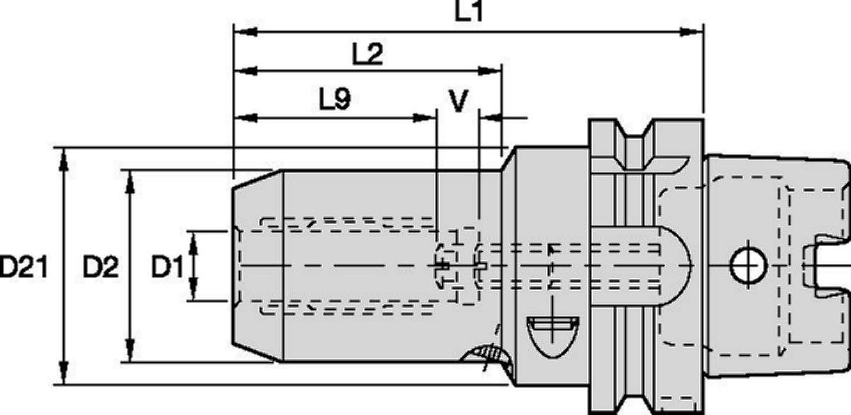 Hydraulic Chucks Standard HP Line